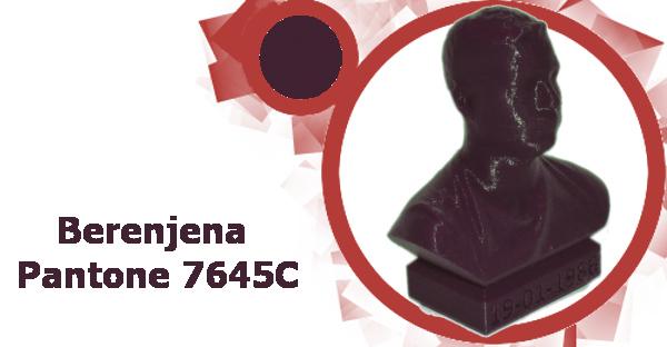 PLA Color Berenjena marca BQ