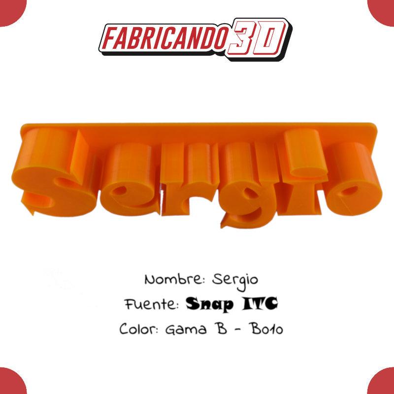 Sergio - 90 - Snap ITC