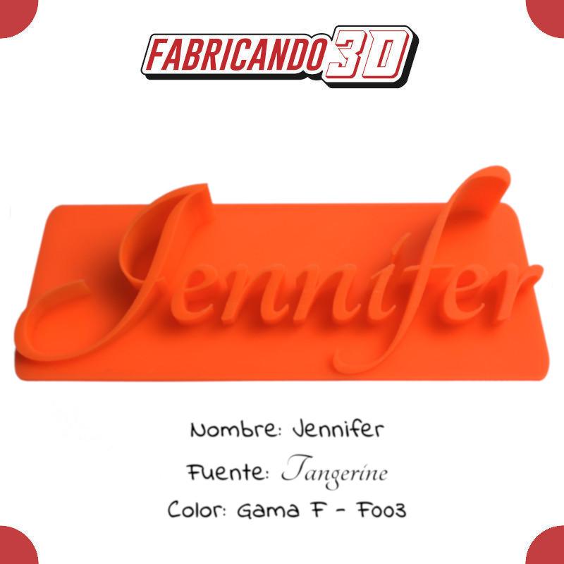Jennifer - 30 -Tangerine - Tienda