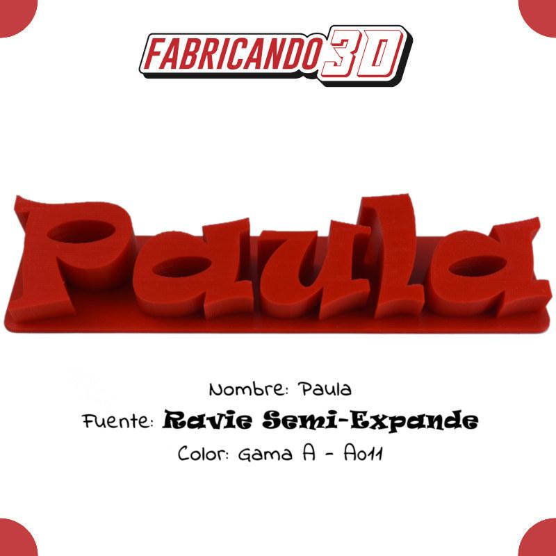 Paula - 30 - Ravie Semi-Expande - Color A011 - Tienda