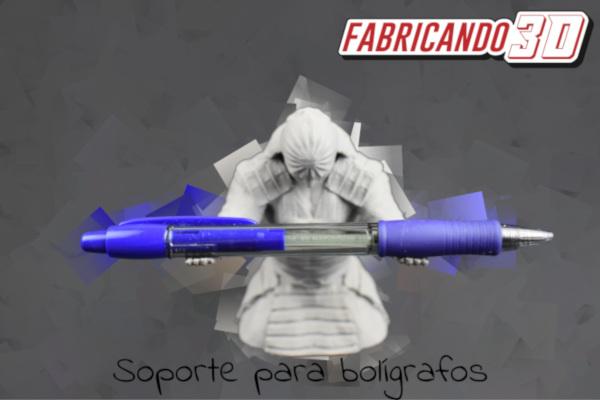 Soporte para bolígrafos – Samurai