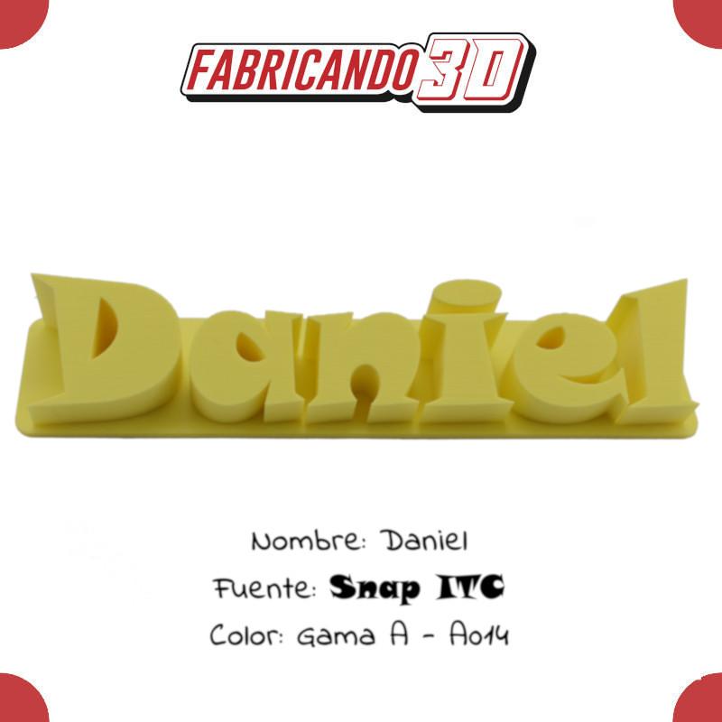 Daniel - 30 - Snap ITC - Tienda