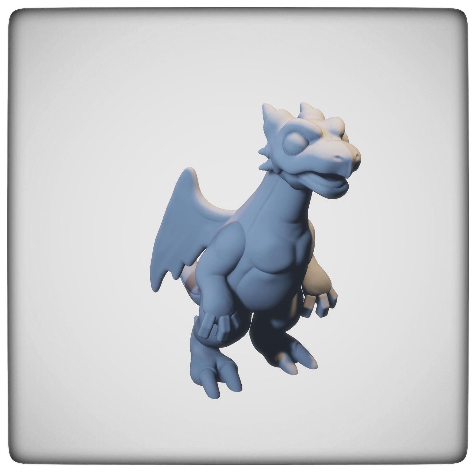 Mascota de Fabricando3D