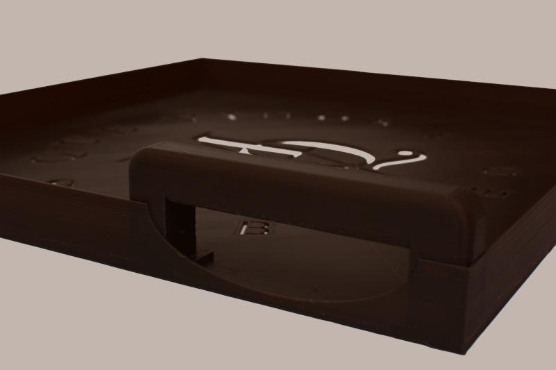Fabricando 3Plantilla logotipo spray – Fabricando 3D - Bodegas Más que VinosD - Plantilla Logotipo - 005