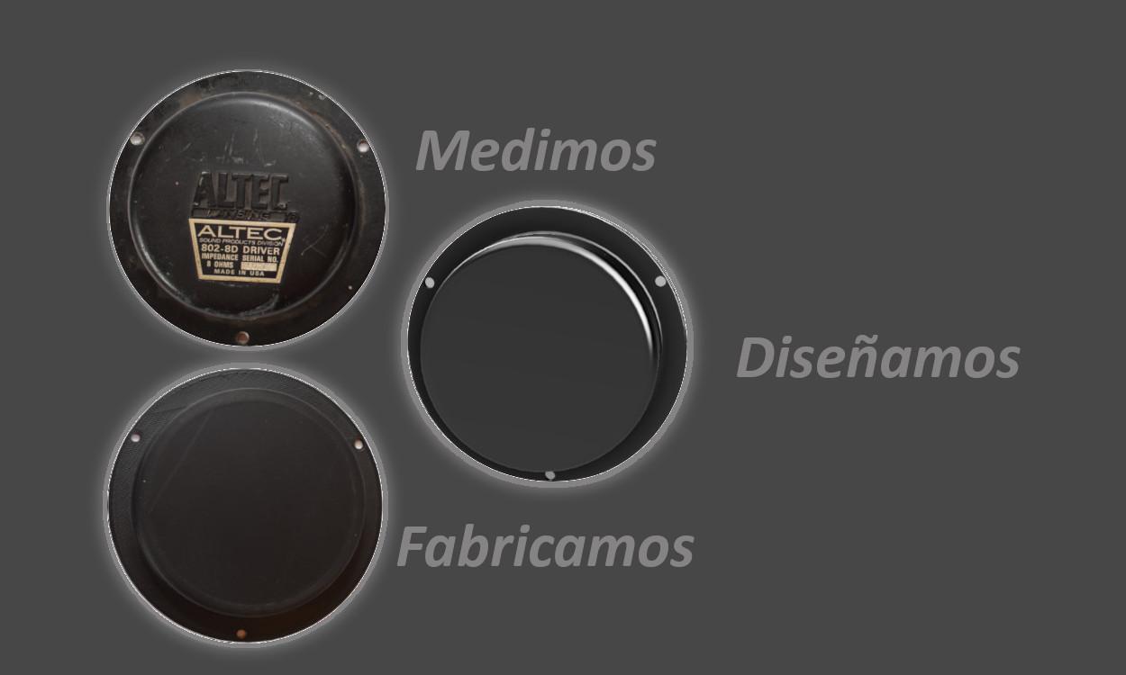 Diseño 3D - Fabricando 3D - Pieza original - 003
